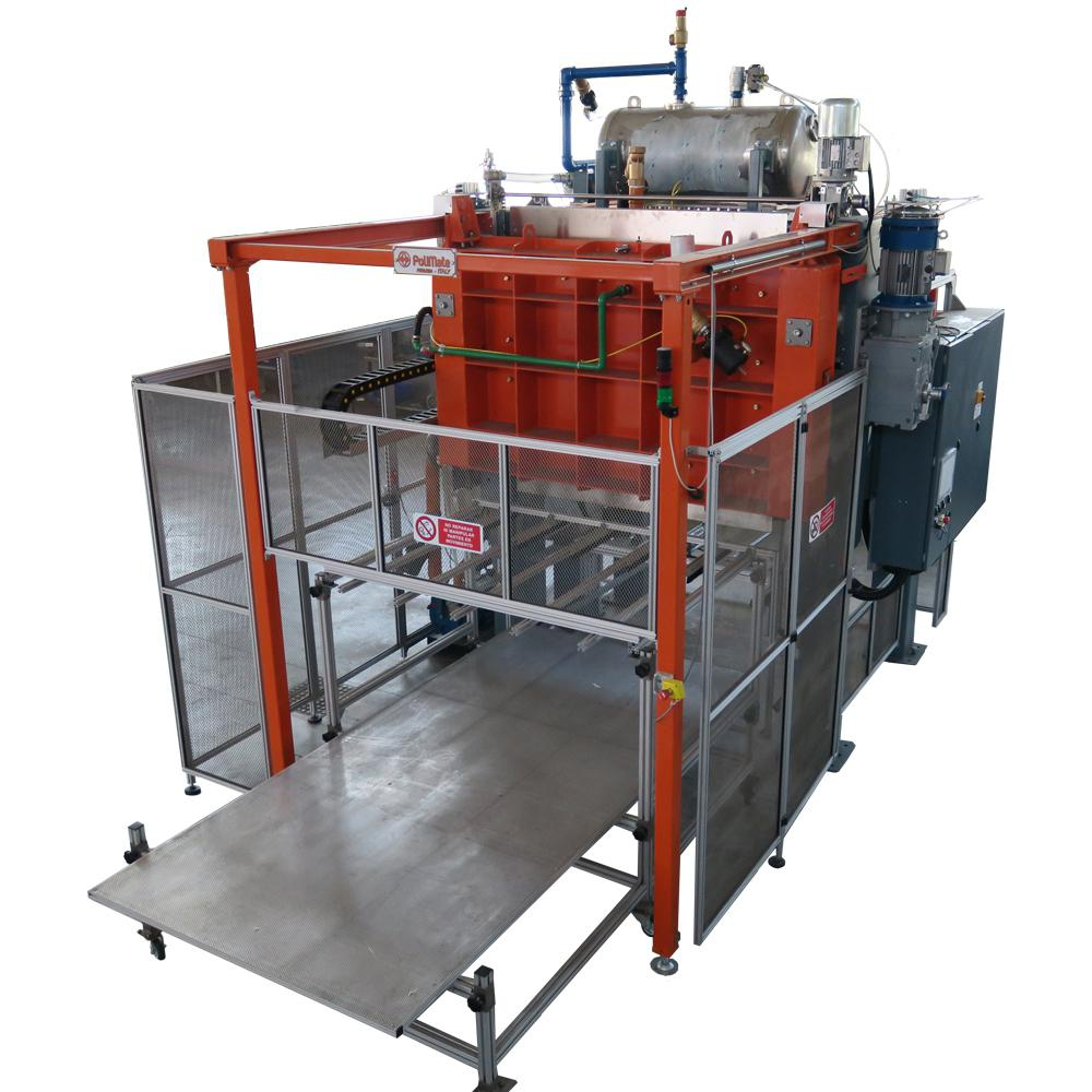 macchine per lo stampaggio